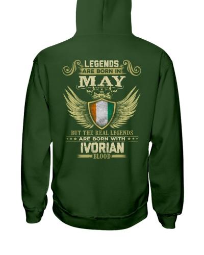 LEGENDS-IVORIAN