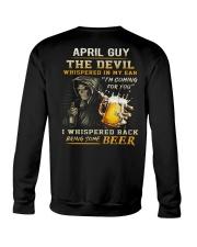 APRIL - THE DEVIL BEER Crewneck Sweatshirt thumbnail