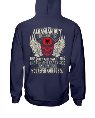 ALBANIAN SKULL 3 SIDES