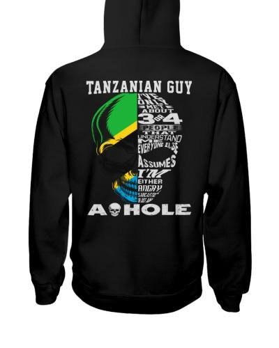 ASHOLE TANZANIAN