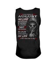 AUGUST - MY LIFE Unisex Tank thumbnail