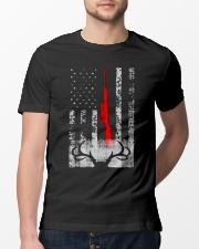 Hunting -USA Hunting -Best Hunting shirt- Hunting Classic T-Shirt lifestyle-mens-crewneck-front-13