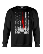 Hunting -USA Hunting -Best Hunting shirt- Hunting Crewneck Sweatshirt thumbnail