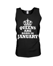 Birthday -January Birthday -January Birthday Shirt Unisex Tank thumbnail