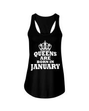 Birthday -January Birthday -January Birthday Shirt Ladies Flowy Tank thumbnail