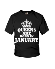 Birthday -January Birthday -January Birthday Shirt Youth T-Shirt tile
