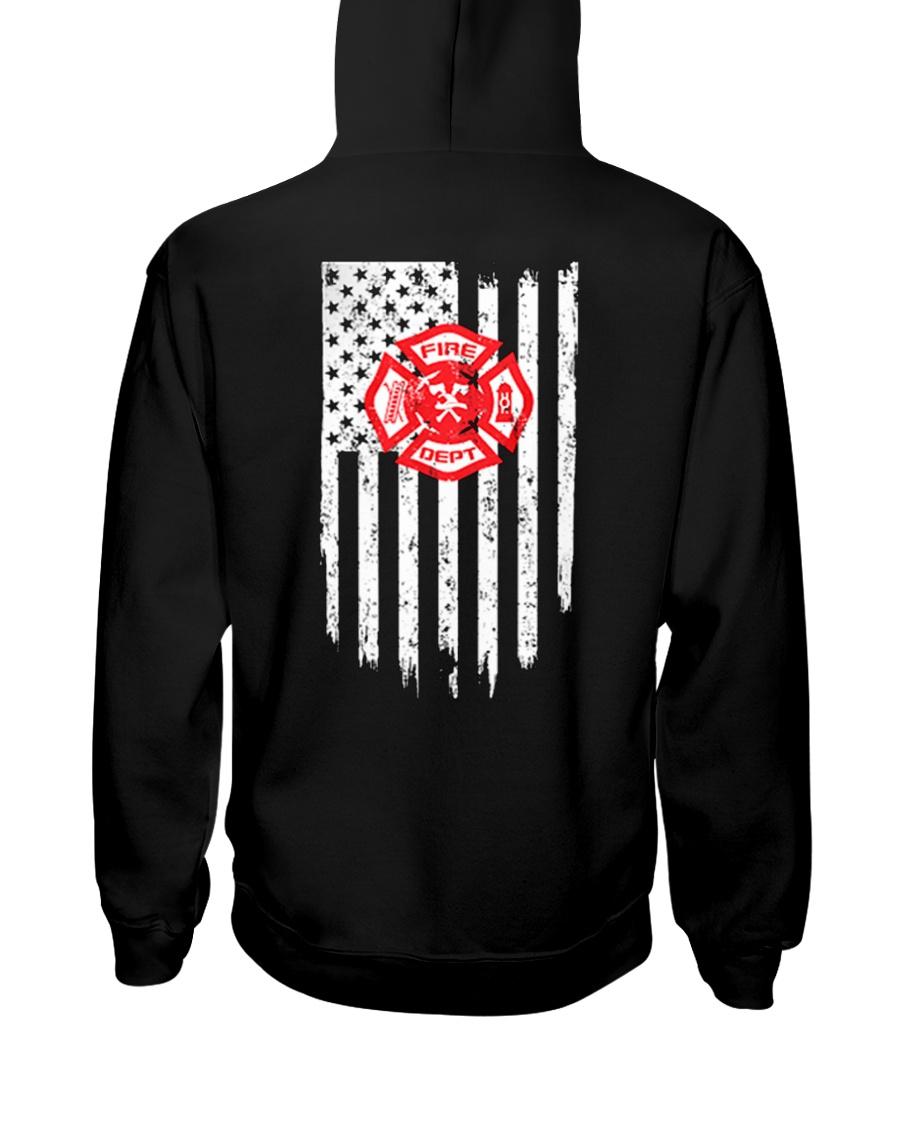 FIREFIGHTER FIREFIGHTER FIREFIGHTER FIREFIGHTER  Hooded Sweatshirt