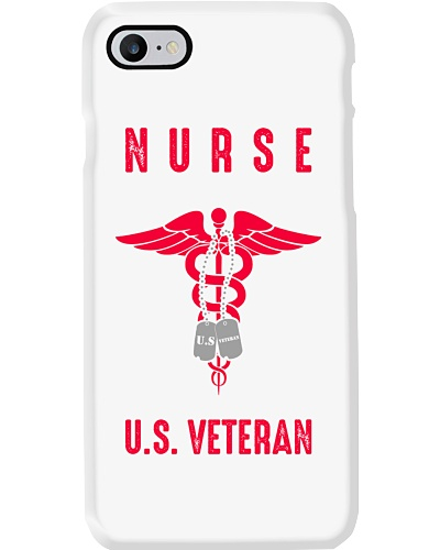 Veteran Nurse Phone Case - Perfect Mobile Case