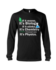 Science -Best Science tshirt -Awesome Science tee Long Sleeve Tee thumbnail