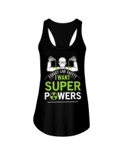 Science -Best Science tshirt -Awesome Science tee Ladies Flowy Tank thumbnail