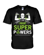 Science -Best Science tshirt -Awesome Science tee V-Neck T-Shirt thumbnail