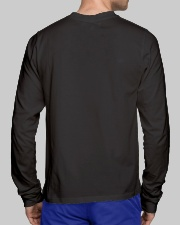 Science -Best Science tshirt -Awesome Science tee Long Sleeve Tee lifestyle-unisex-longsleeve-back-1