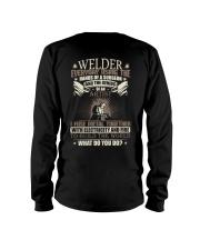 WELDER WELDER WELDER WELDER WELDER WELDER WELDER Long Sleeve Tee thumbnail
