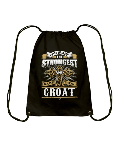 God Made Strongest And Named Them GROAT