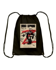 Basketball player Drawstring Bag thumbnail