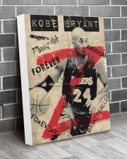 Basketball player 16x20 Gallery Wrapped Canvas Prints aos-canvas-pgw-16x20-lifestyle-front-12
