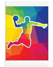 Basketball shooting Vertical Poster tile
