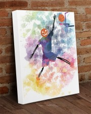 Basketball can play all haloween day 16x20 Gallery Wrapped Canvas Prints aos-canvas-pgw-16x20-lifestyle-front-09