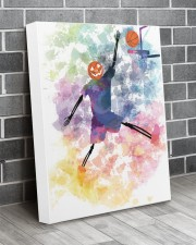 Basketball can play all haloween day 16x20 Gallery Wrapped Canvas Prints aos-canvas-pgw-16x20-lifestyle-front-12