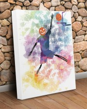 Basketball can play all haloween day 16x20 Gallery Wrapped Canvas Prints aos-canvas-pgw-16x20-lifestyle-front-18