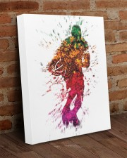 Basketball player 16x20 Gallery Wrapped Canvas Prints aos-canvas-pgw-16x20-lifestyle-front-09