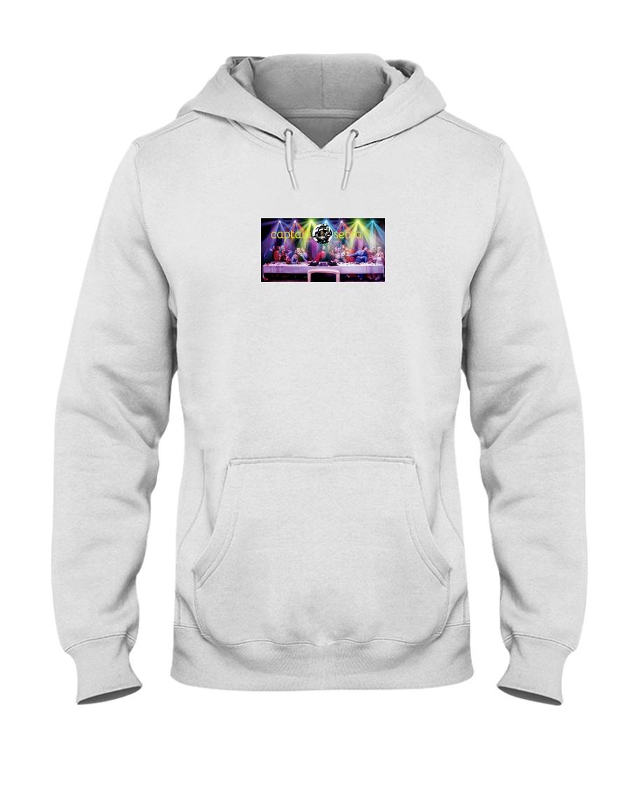 Disco  Hooded Sweatshirt