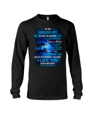 Meeting You Was Fate Family Wife Long Sleeve Tee thumbnail