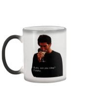 I'M FINE Color Changing Mug color-changing-left