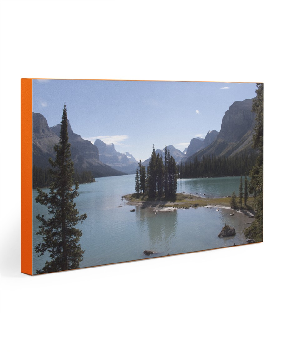 Spirit Island 30x20 Gallery Wrapped Canvas Prints