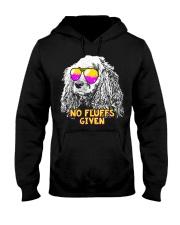 Cocker Spaniel No Fluffs Funny Shirt Hooded Sweatshirt thumbnail