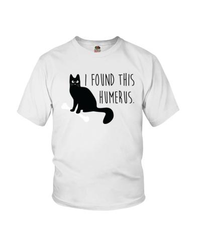 80c26e909 I Found This Humerus Funny Cat T-Shirts - Hoodies | TeeChip