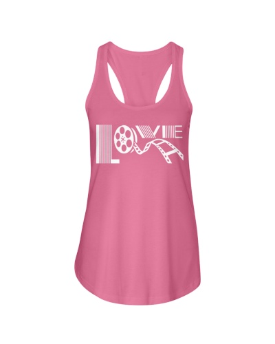 I Love Movies Shirt Gifts for Film Lovers Student
