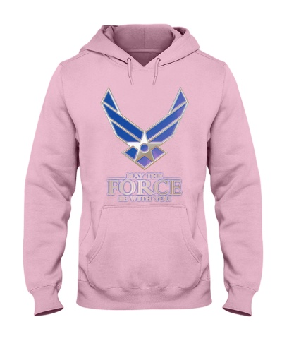 US Air Force T Shirt For Women Funny Air Force Tee