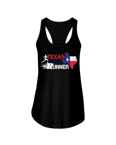 Texas Running Novelty I Love Texas T Shirt Gift