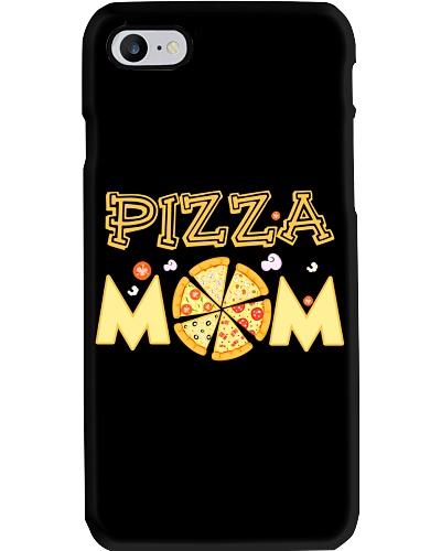 Pizza Mom Lovers Italian Food Funny Pizza T-shirt