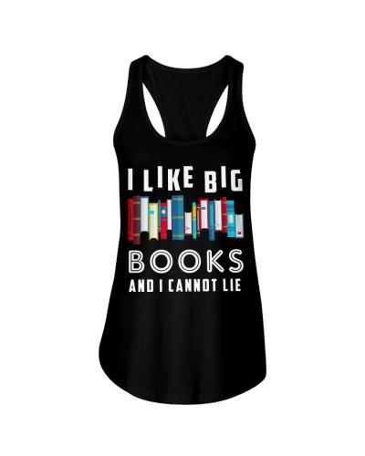 Funny I Like Big Books And I Cannot Lie T-Shirt