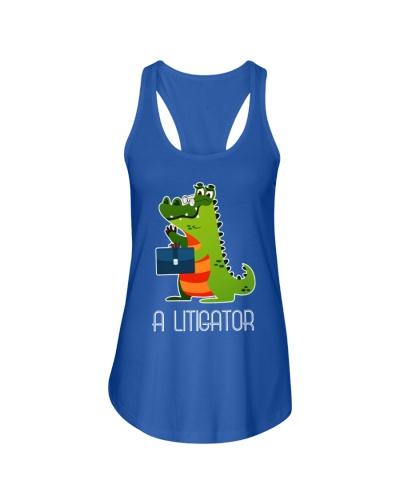 A Litigator T-shirt Funny Lawyer Tee