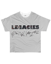 Legacies All-over T-Shirt front