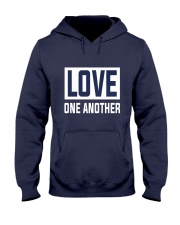 LOVE ONE ANOTHER  Hooded Sweatshirt thumbnail