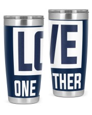 LOVE ONE ANOTHER  20oz Tumbler thumbnail