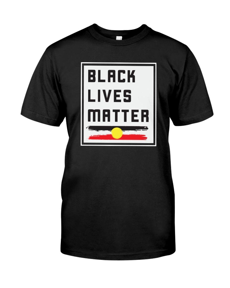 Black lives matter AU Classic T-Shirt