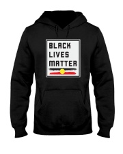 Black lives matter AU Hooded Sweatshirt thumbnail