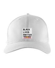 Black lives matter AU Embroidered Hat thumbnail