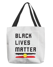 Black lives matter AU All-over Tote thumbnail