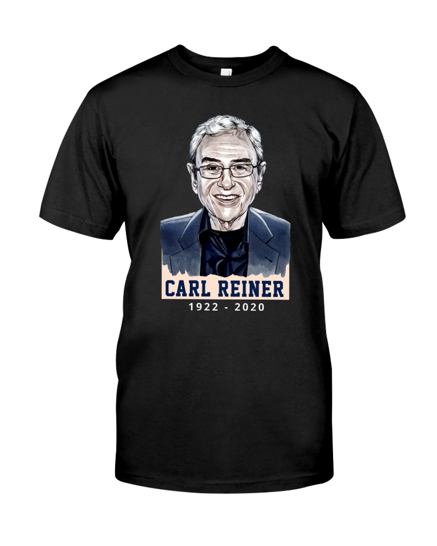 Carl Reiner Rest in peace T-shirt Classic T-Shirt