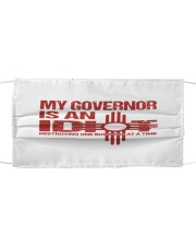 My Governor Is An Idiot Cloth face mask thumbnail