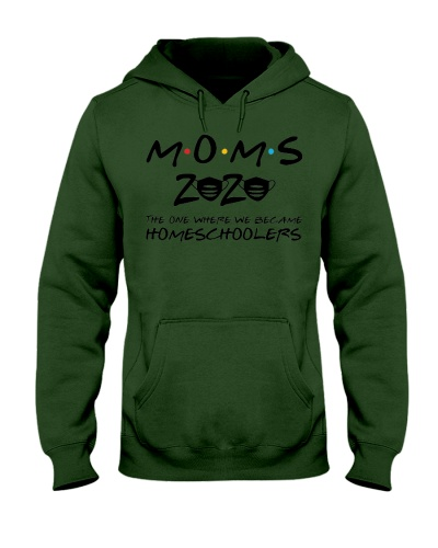 MOMS 2020 the one where we became homeschoolers
