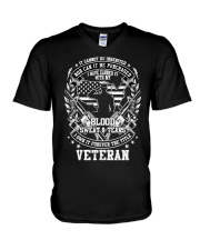 VETERAN V-Neck T-Shirt thumbnail