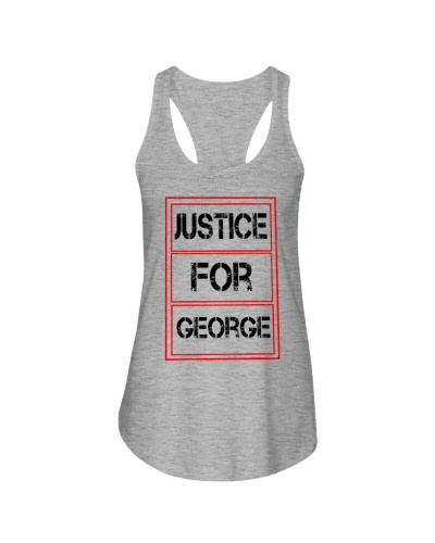 JUSTICE FOR GEORGE SHIRT