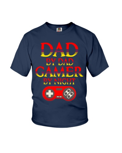 dad by dad gamer by night